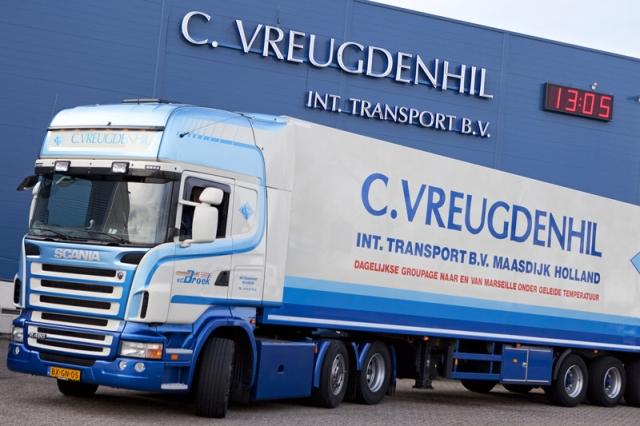Internationaal Transportbedrijf C. Vreugdenhil Int. Transport kiest voor YourSoft