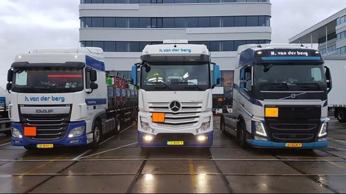 H. van der Berg Transport en Logistiek kiest voor YourSoft